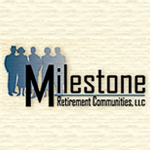 Milestone_Retirement_Communities brand logo