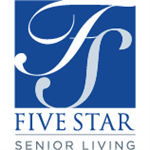 Five_Star_Senior_Living brand logo